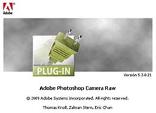 Apuntes sobre Camera Raw utilizado como plug-in de Photoshop CS4